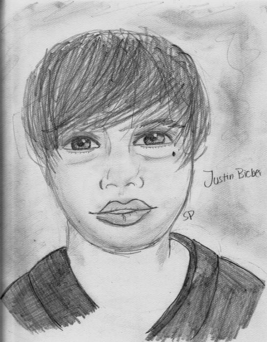 Justin Bieber by sp2011